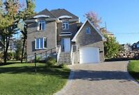 Beautiful detached home in L'ile-Perrot; Built in 2011