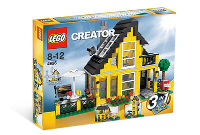 Brand Lego Creator Beach House 4996