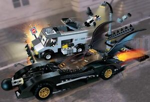 LEGO Batman 7780, The Batmobile: Two-Face's Escape