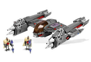 Lego Star Wars set 7673, Magna Guard Starfighter