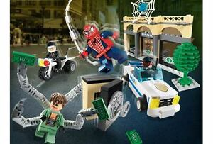 LEGO Spider-Man, 4854 Doc Ock's Bank Robbery