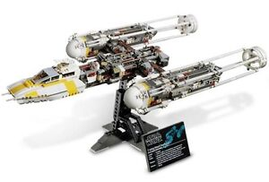 CHERCHE (Looking for) Lego 10134 Y-wing attack starfighter