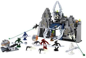 LEGO Bionicles 8769 VisorakGate [2005] 2142 Breez 2.0 2182 Bulk