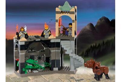 Lego 4706 Harry Potter FORBIDDEN CORRIDOR New Parts & Instructions NO Box