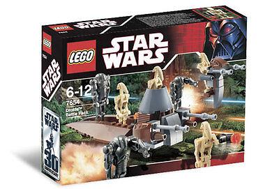 Lego 7654 Star Wars Droids Battle Pack    Sealed Box    Super Battle Droid