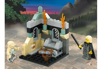 Lego 4731 Harry Potter DOBBY'S RELEASE New Parts and Instructions