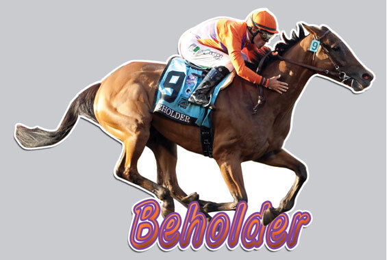 Beholder Full Color Decal