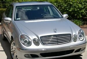 2003 Mercedes-Benz E-Class Sedan