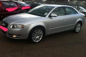 Audi A4 saloon *swap with touran*