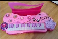 Princess keyboard