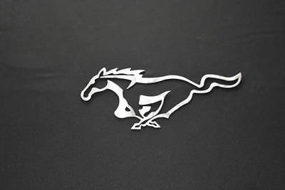 Ford Mustang Logo sign Metal sign / Metal car garage sign 2