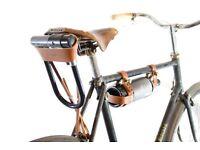 Oops Mark Bike Lock Leather Holder For Sale
