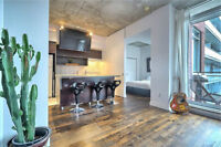Cozy Old Port Condo - Loft Mcgill Ouest - 7th floor with view