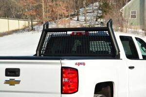 Aries Protecteur de Cabine-Headache Rack AdvantEDGE F150 10-18
