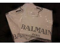Balmain T Shirts All Sizes