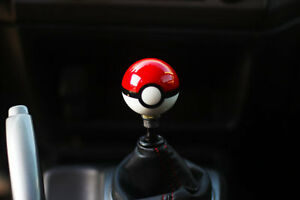 Pokemon Go Stick Shift Ball - New - Fits Most Cars - Pokeball Kitchener / Waterloo Kitchener Area image 2