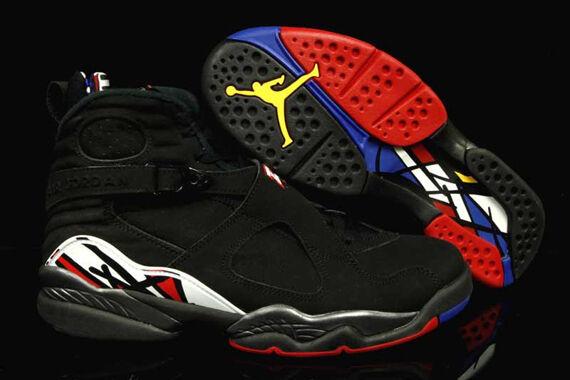 9c9d4bbf57d3 2013 Nike Air Jordan 8 VIII Retro Playoff Size 10.5. 305381-061 1 2 3 4 5 6
