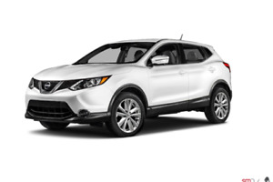 LOCATION 2017 Nissan Other QASHQAI SV FWD SUV,