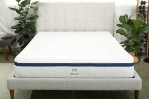"CLEAN & EXTREMELY COMFORTABLE HELIX ""MIDNIGHT"" QUEEN MATTRESS"