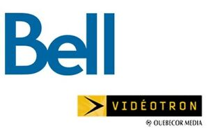 Get the best offers with bell and videotrone.