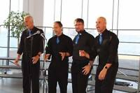 A Capella Barbershop Quartet looking for opportunities!