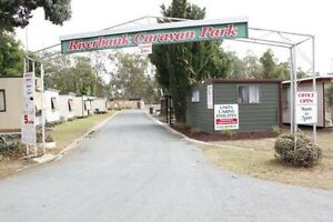 Freehold Caravan Park or Business Only for Sale Nathalia Moira Area Preview