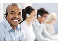 Telesales Executive - Chichester £7.20 per hour + Uncapped Commission