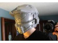 "Halo helmet 1:1 ""Raw casting"""