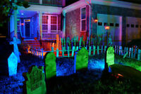 LOCATION Effets Pour L'Halloween ^^^ RENTAL Halloween Effects