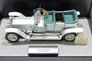 Modèle 1907 Rolls Royce Franklin Mint + présentoir