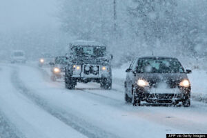 DRIVING CLASSES 7 DAYS A WEEK - WINTER TIPS EXTRA
