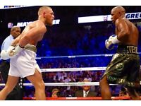 Conor Mcgregor Taunt Mayweather The Money Fight A3 SIZED POSTER