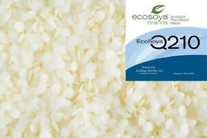 1- 45 lb box ECOSOYA Q210 soy candle wax for candle making