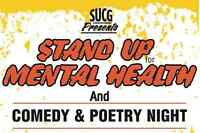 STAND UP FOR MENTAL HEALTH SHOW