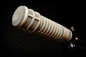 """Electro-Voice RE20 - """"One Sexy Microphone!"""""""