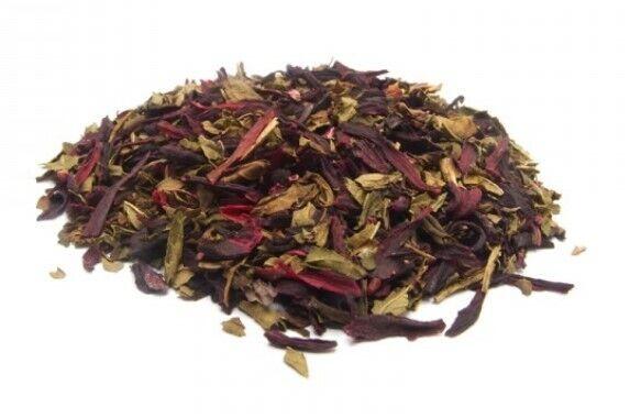 Hibiscus Mint Tea Bags ~ 30 to 90 Bags ~ 100% Premium Food & Beverages
