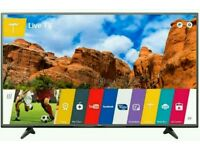 LG 49 INCH 4K SMART LED TV. UHD ULTRA SLIM 49UF680V