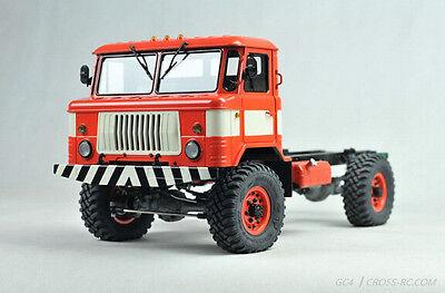 Cross Rc Gc4 4X4 1 10 Rc Rock Crawler Truck Tractor Kits