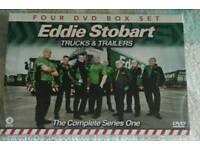 Eddie Stobart DVD collection