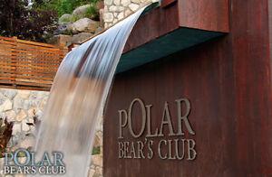 Accès au spa polar Bear pour $25  plusieurs cartes disponibles