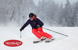 ** 2xSki Tickets-Passes *>MONT TEMBLANT<*Any Day Of 2017 Season*