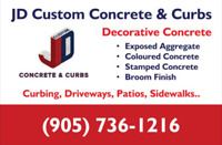 Decorative Concrete and Landscaping