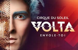 CIRQUE DU SOLEIL VOLTA - BEST PRICES