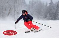 ~~ Mont TREMBLANT Ski Lift Tickets-Passes For >> 2016 Ski Season