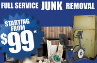 Garbage Removal and Junk Removal