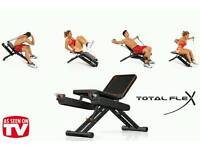 Total FLEX foldable multi-gym - AS SEEN ON TV