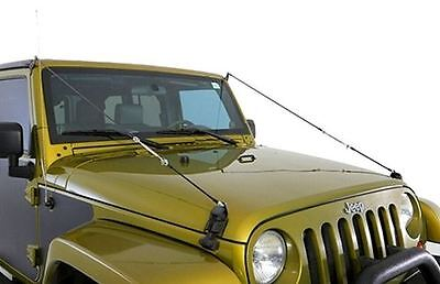Smittybilt   Limb Riser Kit Jeep Wrangler TJ JK 1997-2017 7611