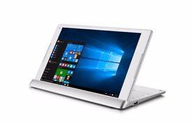 Alcatel Plus 10 Tablet 4G + keyboard, Windows 10
