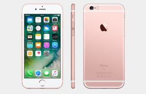 iPhone 6s 64g pink FIDO