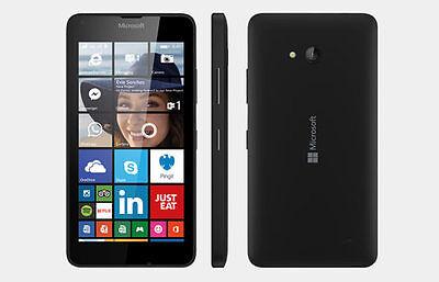 Microsoft Lumia 640 LTE  - Black - Factory Unlocked WINDOWS Smartphone comprar usado  Enviando para Brazil
